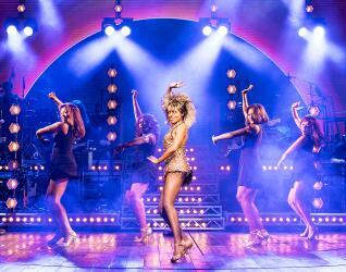 Tina Turner Musical Stuttgart