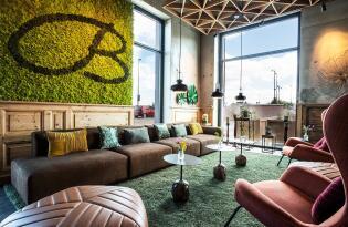 NEUERÖFFNUNG: 4*S Hotel Four Elements Amsterdam