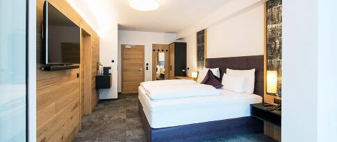 Doppelzimmer Rotspitz Deluxe