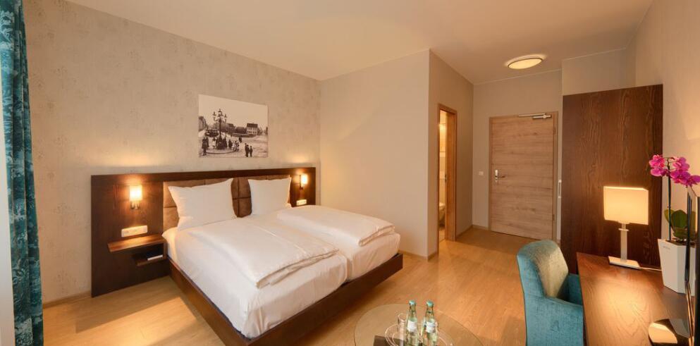 Göbel's Hotel Brauhaus zum Löwen Mühlhausen 62429