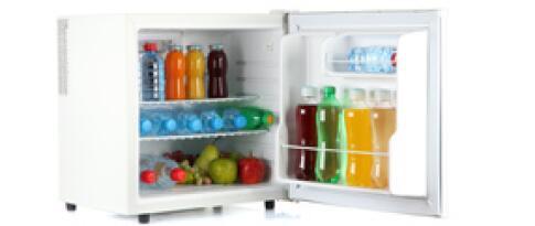 Tägliche Befüllung der Minibar mit 4 Getränken