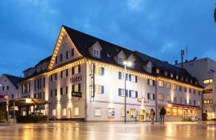 4* Hotel Messmer Bregenz