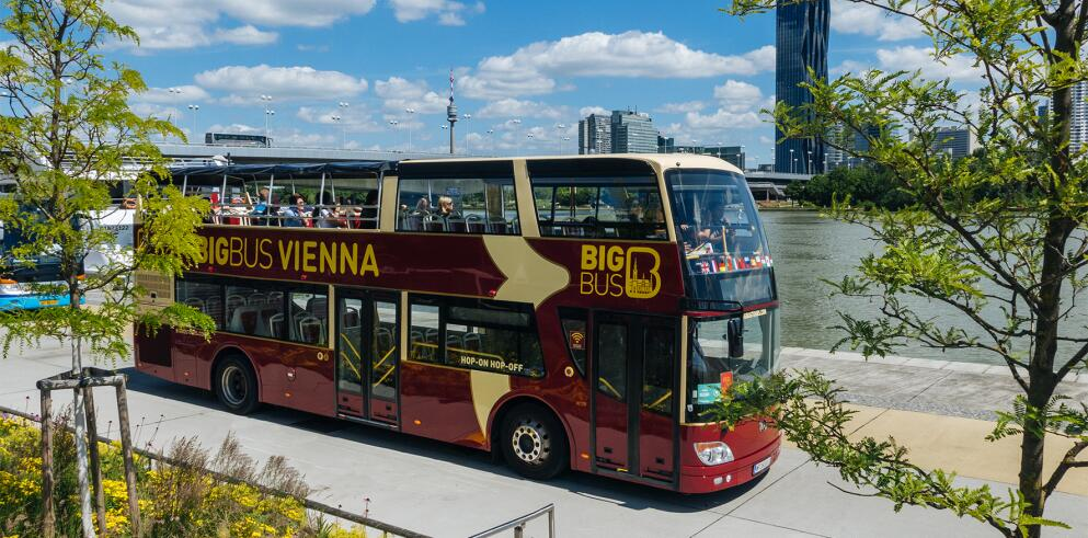 Hop On Hop Off Wien 62755