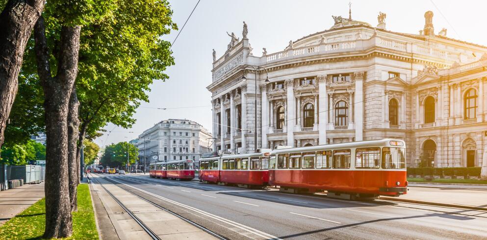 City-Trip nach Wien mit Stadtrundfahrt 62757
