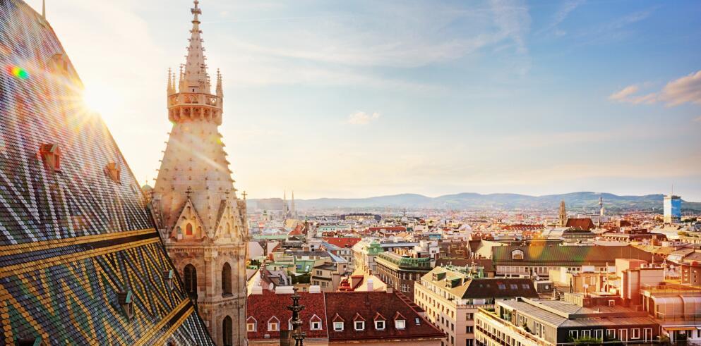 City-Trip nach Wien mit Stadtrundfahrt 62758