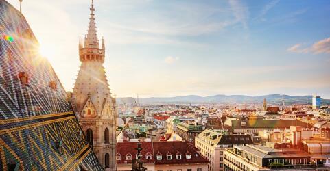 City-Trip nach Wien mit Stadtrundfahrt