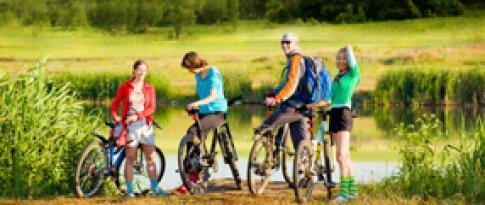 Mountainbike Verleih