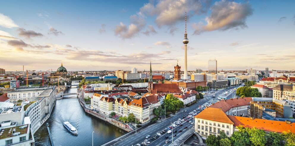 Berlijn stedentrip met rondvaart 63041