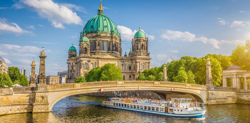 Berlin City-Trip mit Bootsfahrt 63043
