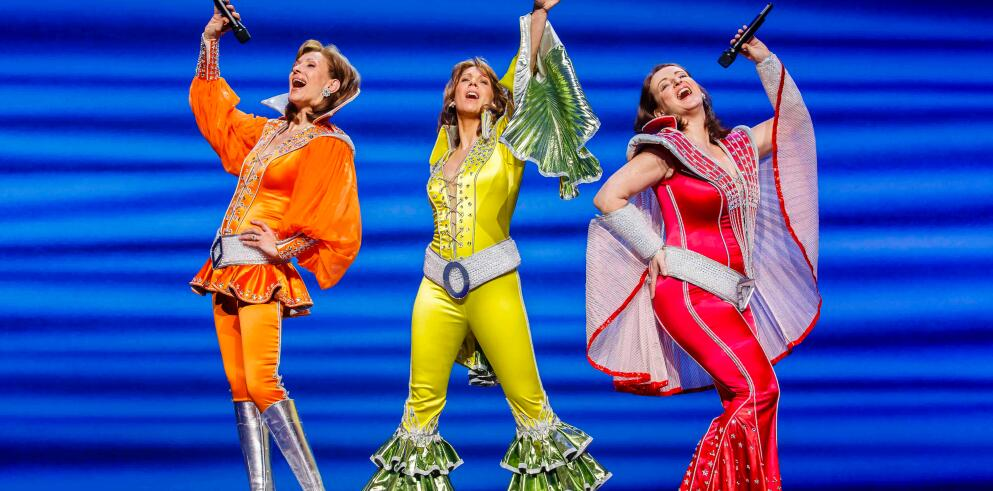 MAMMA MIA! – Das Musical in Hamburg 63086
