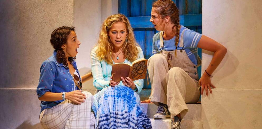 MAMMA MIA! – Das Musical in Hamburg 63088