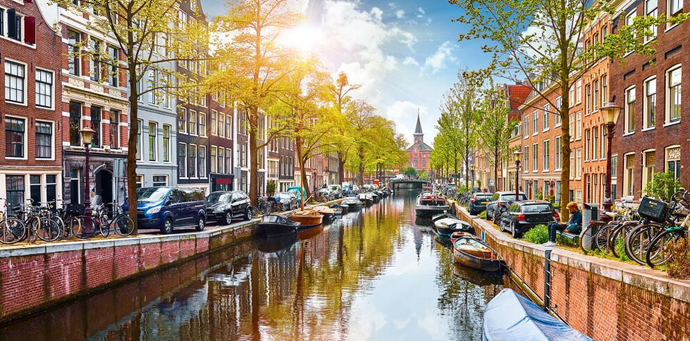 Grachtenfahrt Amsterdam 63301