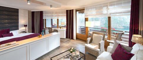 Panorama/ Toskana Junior Suite