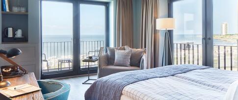 Superior Zimmer Meerblick mit Balkon