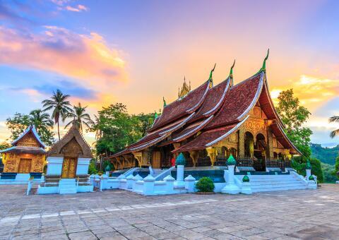 24 Tage Rundreise durch Laos, Vietnam und Kambodscha