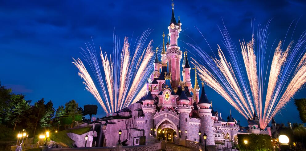 Disney's Magical Fireworks & Bonfire 2., 4. und 9. November 2021 63886