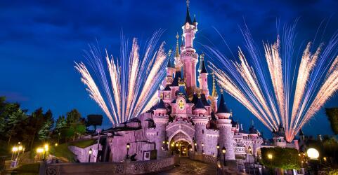 Disney's Magical Fireworks & Bonfire 2., 4. und 9. November 2021