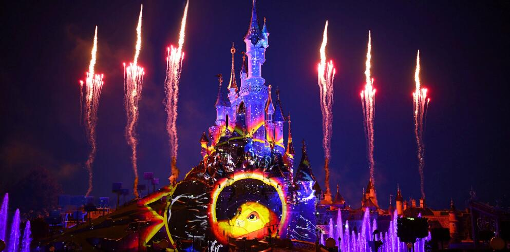 Disney's Magical Fireworks & Bonfire 2., 4. und 9. November 2021 64111