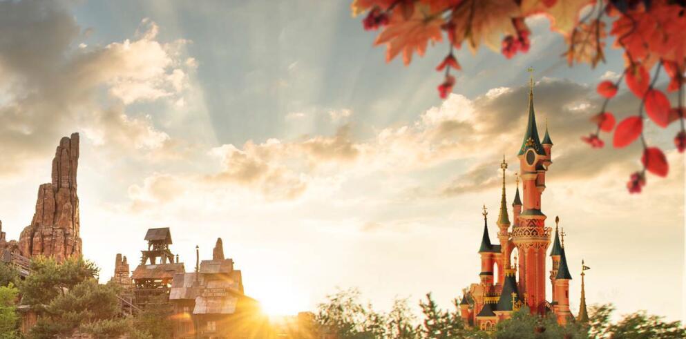 Disneyland® Paris – Herbst Special 64112