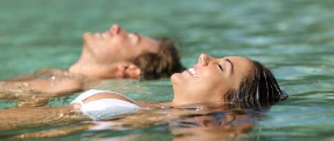 Partner-Floating (20 Minuten)