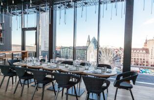 Moderner Komfort im Cityhotel in Leipzig