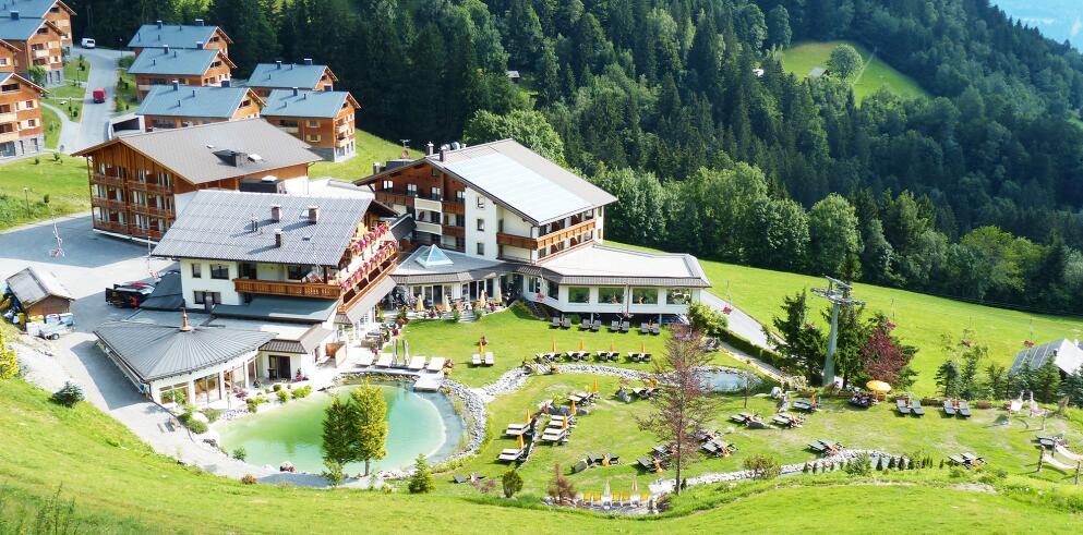 Alpinresort Schillerkopf 64361