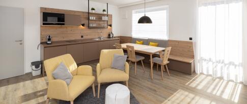 Apartment Comfort für 4-5 Personen