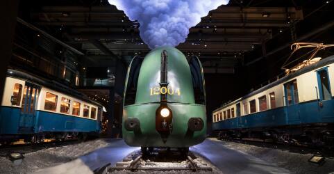 Kurzreise nach Brüssel mit Train World