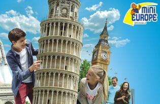 Städtetrip nach Brüssel mit Mini-Europa und Premium Hotel
