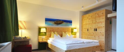 Doppelzimmer Alpin Chic