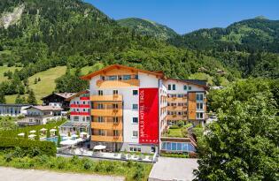 Erholung für Körper und Geist in traumhafter Tiroler Naturlandschaft
