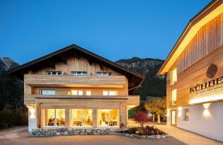 4* Hotel Kühberg in Oberstdorf