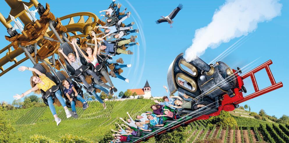 Erlebnispark Tripsdrill 65099