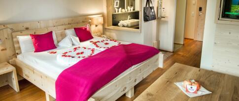 Doppelzimmer Romantik Rubin