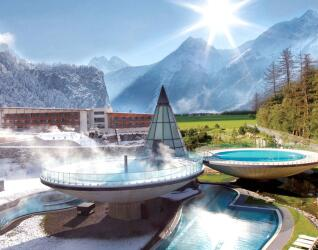 Aqua Dome Therme