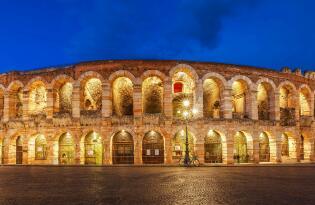 Antico Termine mit Arena di Verona