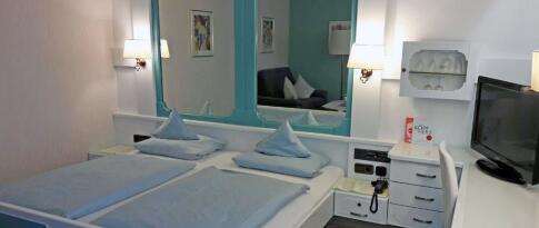 Doppelzimmer - Wohnschlafraum