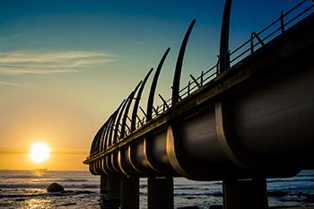 Umhlanga Pier Durban