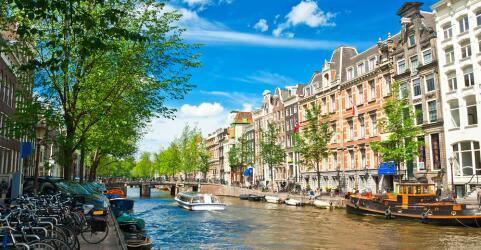Kurzreise nach Amsterdam mit Moco Museum