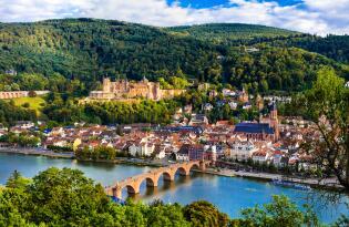 Wohlfühlurlaub in der wunderschönen Kurpfalz bei Heidelberg