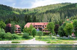 4⭑ Wellnesshotel Auerhahn am Schluchsee