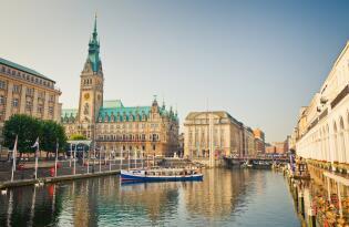 Idyllisch gelegenes Stadthotel vor den Toren von Hamburg