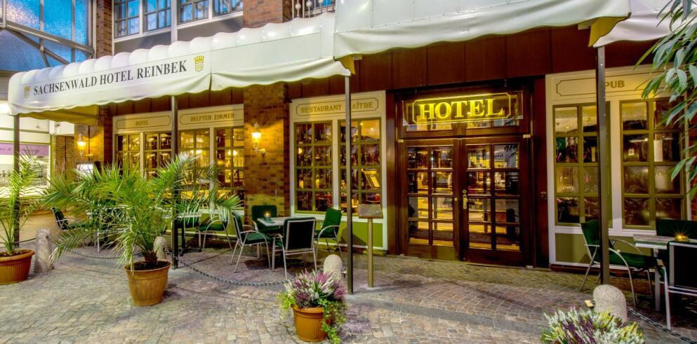 Sachsenwald Hotel Reinbek 66374