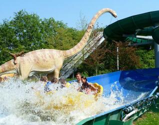Rafting im Erse Park