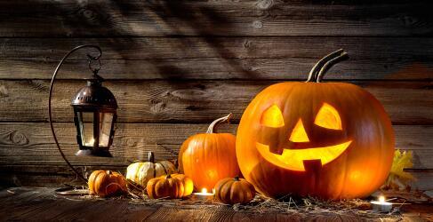 Halloween kalkar