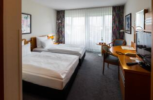 4* Hotel Wyndham Garden Dresden