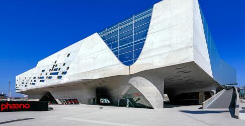 phaeno Architektur
