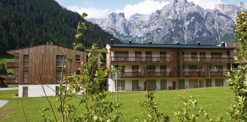 Bergresort Werfenweng 6671
