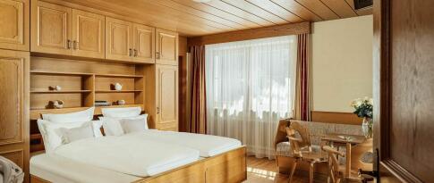 Doppelzimmer AlpinHerz