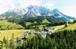 Urlaub im Paradies: Wellness und Entspannung im Salzburger Land